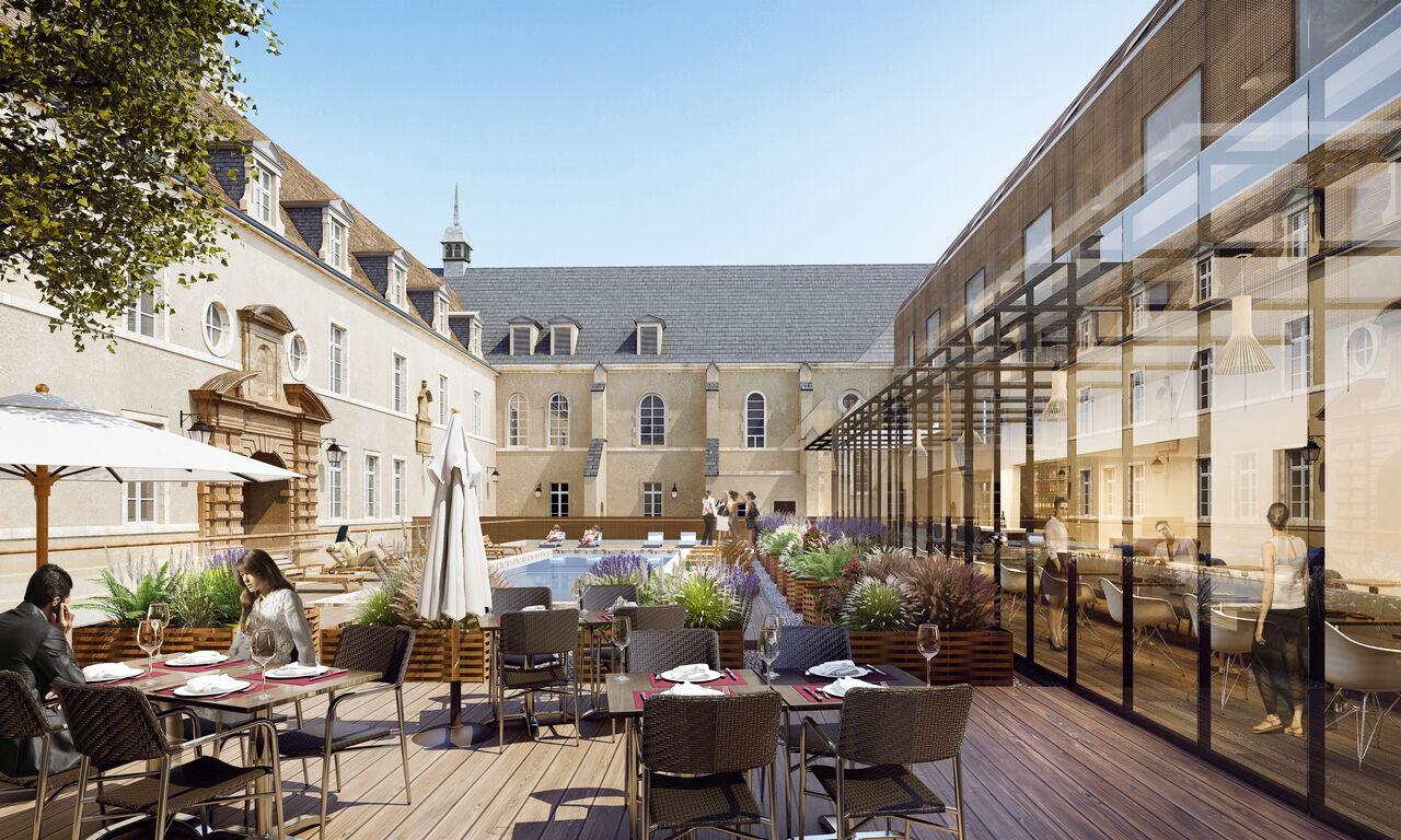 GMH est fier d'avoir accompagné Eiffage immobilier sur la VEFA d'un futur hôtel